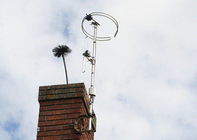 Chimney sweeps in the UK